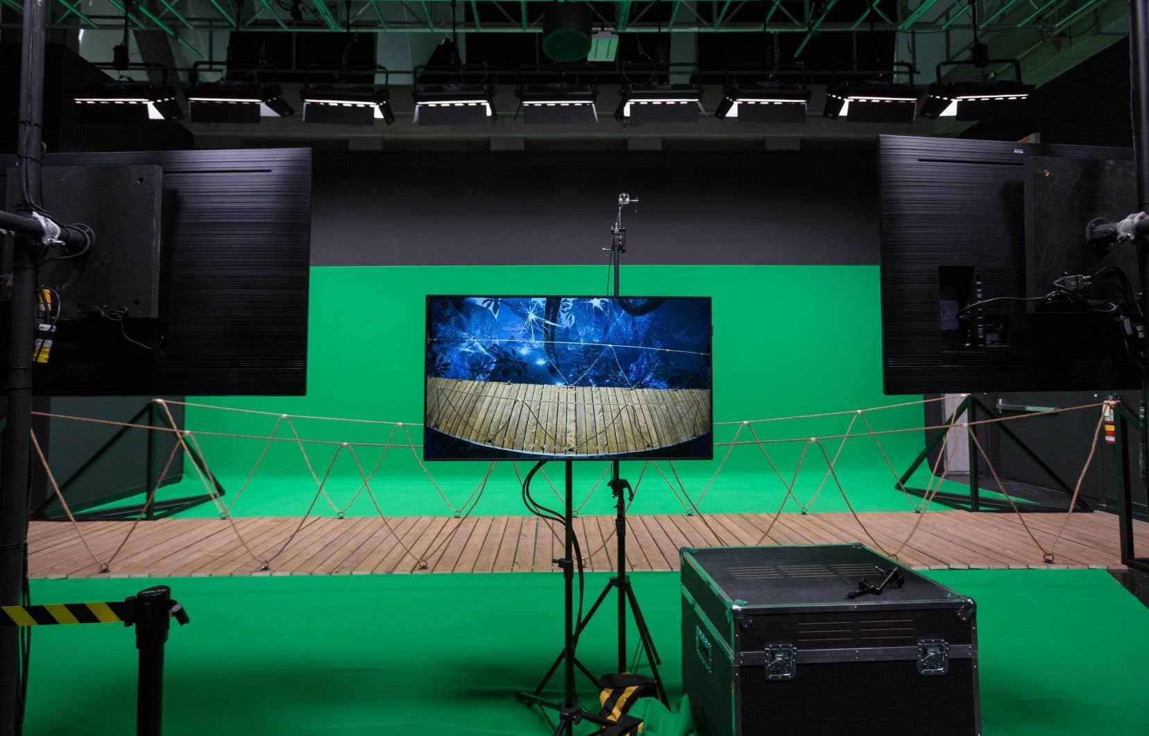 L'exposition «Effets spéciaux !» a d'abord été conçue par la Cité des sciences et de l'industrie à Paris.