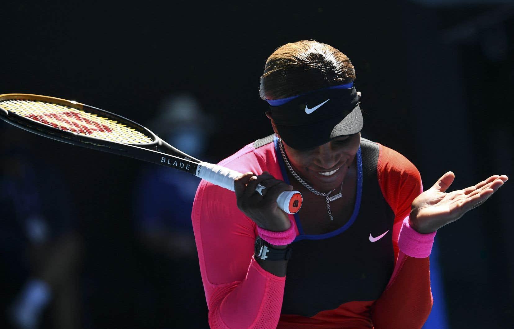 Serena Willians a été vaincue par Naomi Osaka, qui obtient ainsi son laisser-passer pour la finale des Internationaux d'Australie.