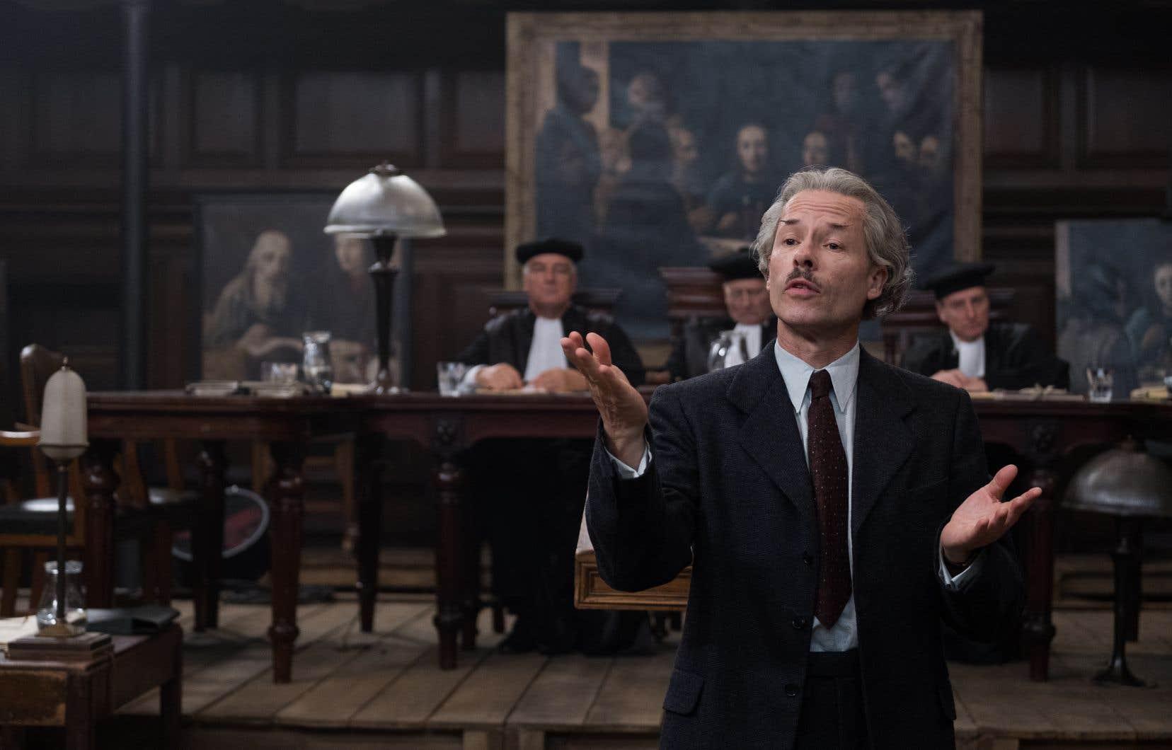 «Pour le rôle de van Meegeren, c'est Ridley [Scott] qui m'a suggéré Guy Pearce (notre photo) en me vantant son talent et sa nature agréable sur un plateau», lance le réalisateur Dan Friedkin.