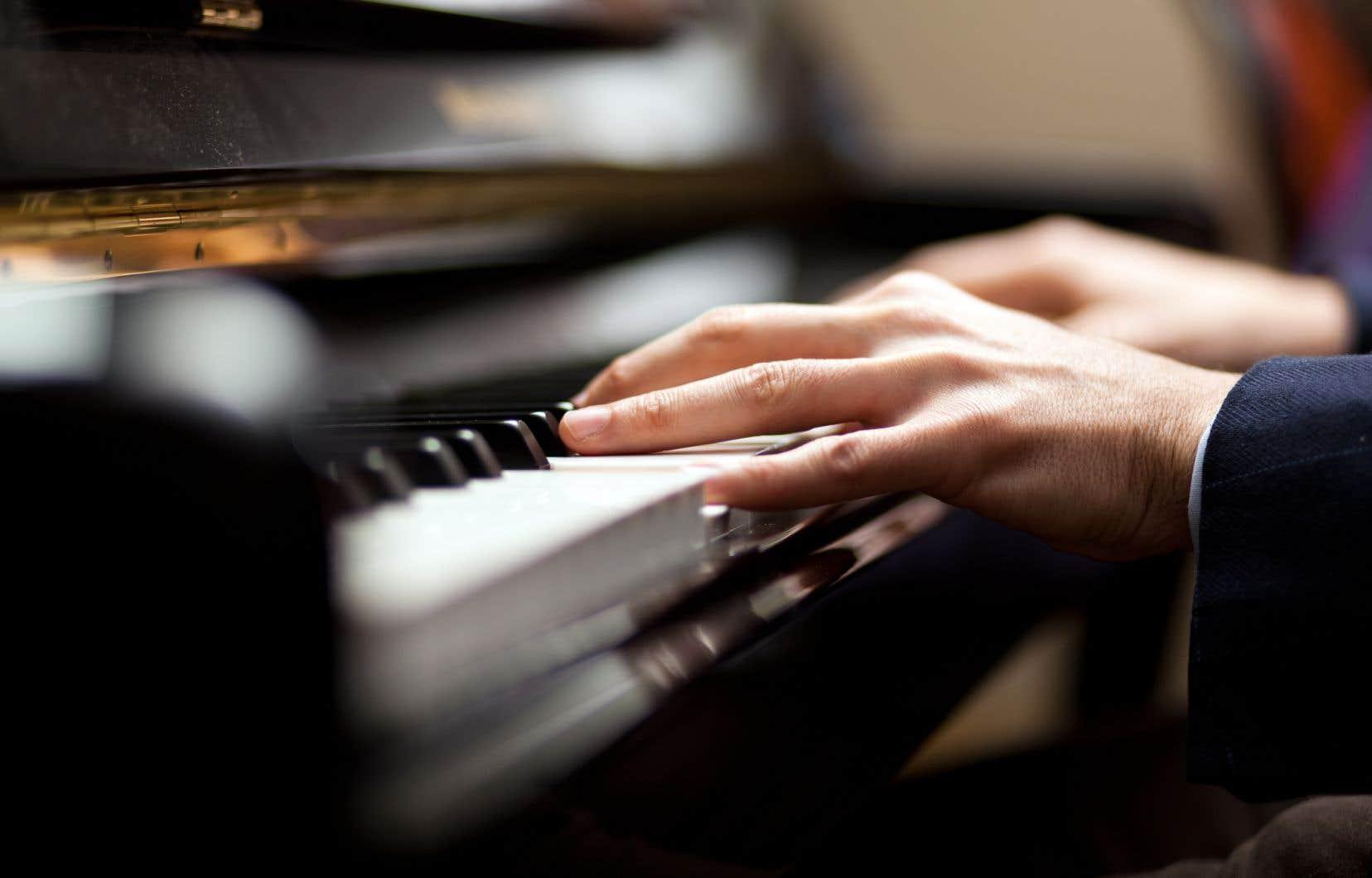 Le pianiste québécois avait offert dès samedi de renoncer à ses redevances sur sa composition.