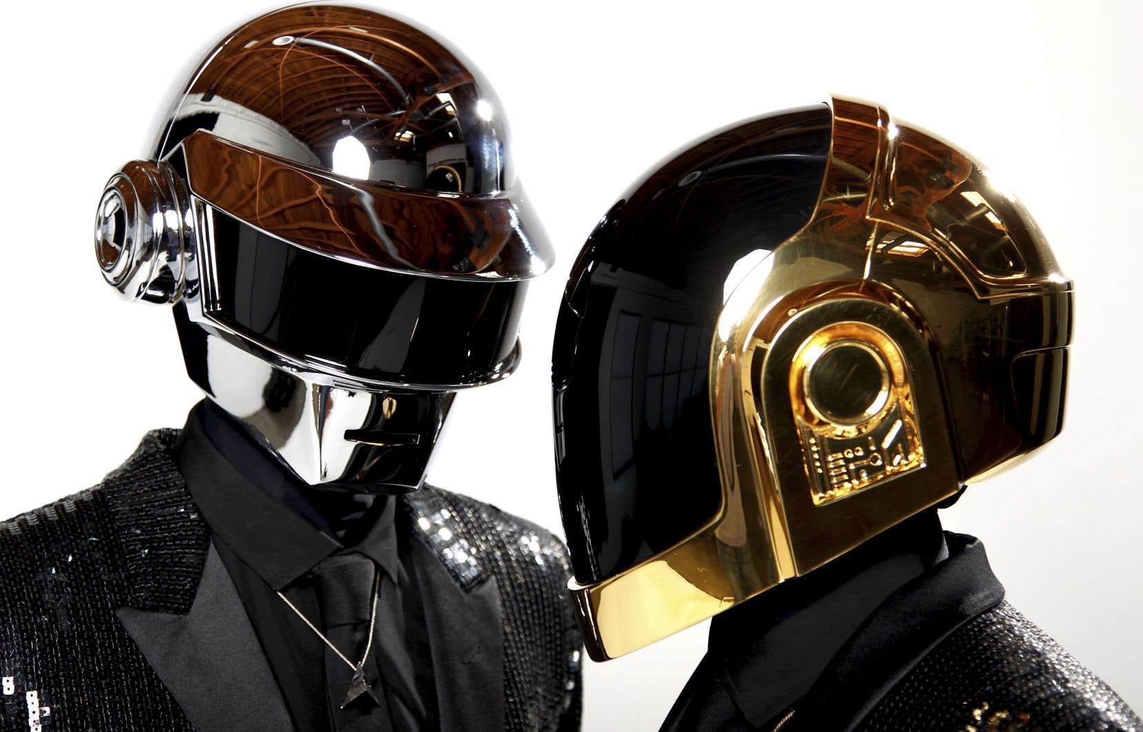 Souvent imité, Daft Punk afaçonné la musique du début des années 2000.