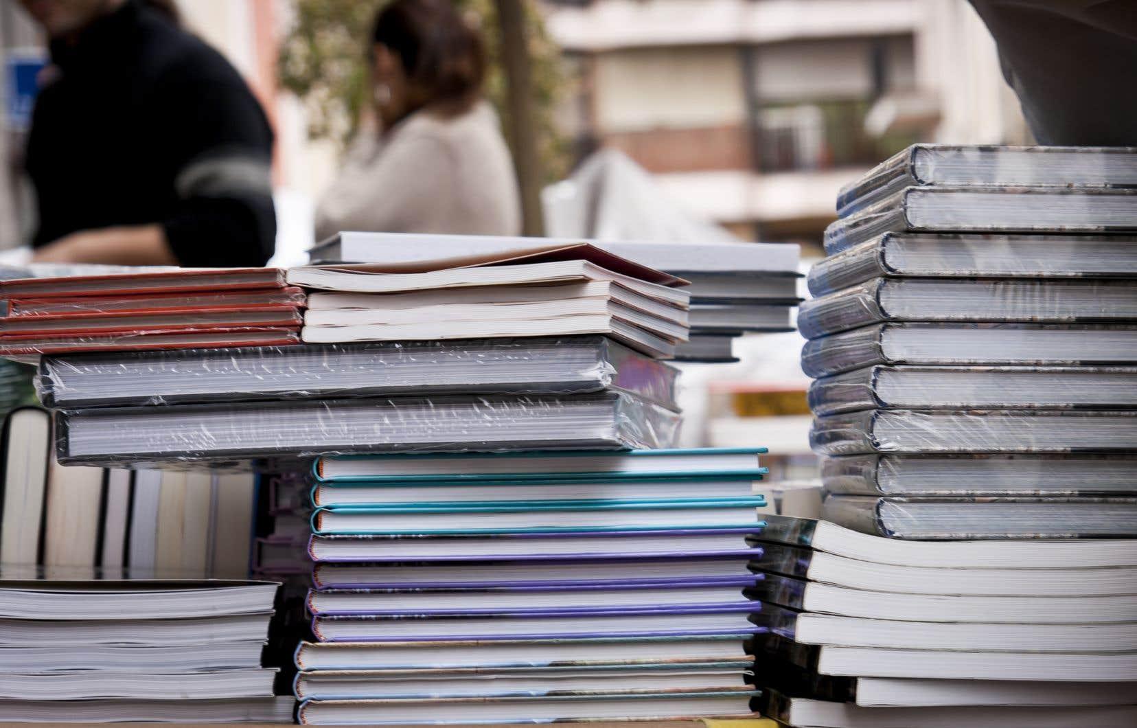 Pour l'Union des écrivaines et des écrivains québécois (UNEQ) — qui compte plus de 1600 membres —, la situation est inacceptable