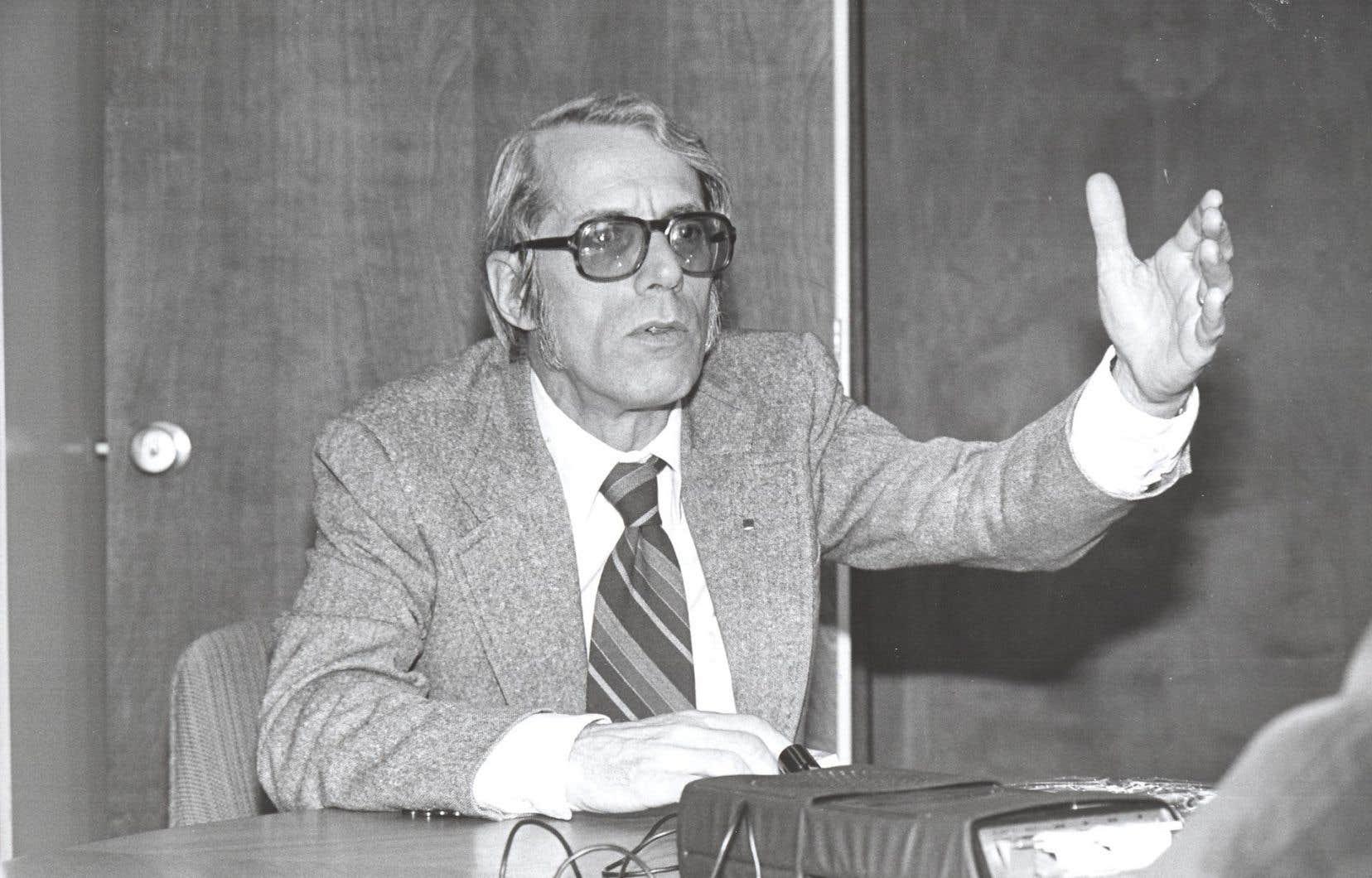 Yves Martin en 1979