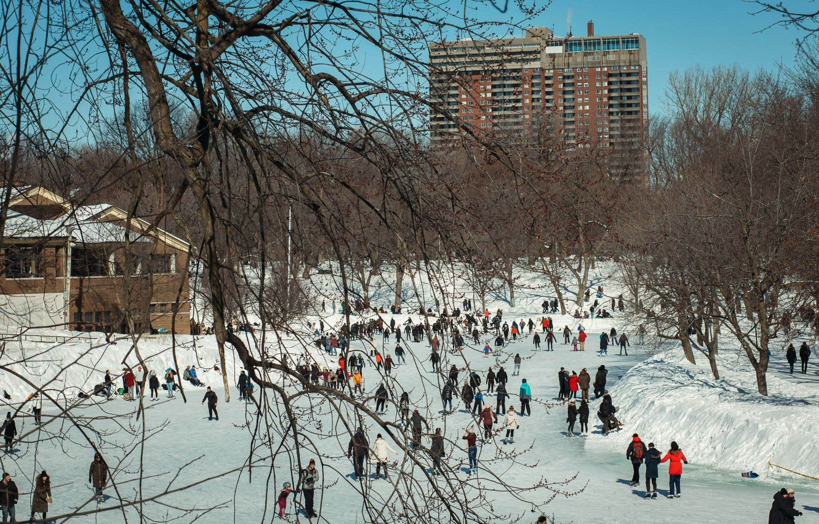 La semaine de relâche fait craindre à la Direction de la santé publique de Montréal une hausse des cas.