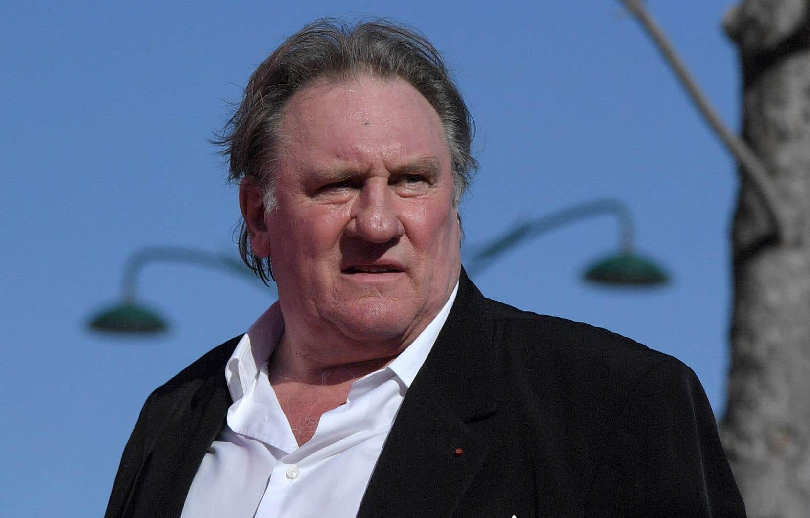 Gérard Depardieu évoque «le caractère totalement infondé des accusations», en ajoutant: «il n'y a pas de preuves, il n'y a rien contre moi».