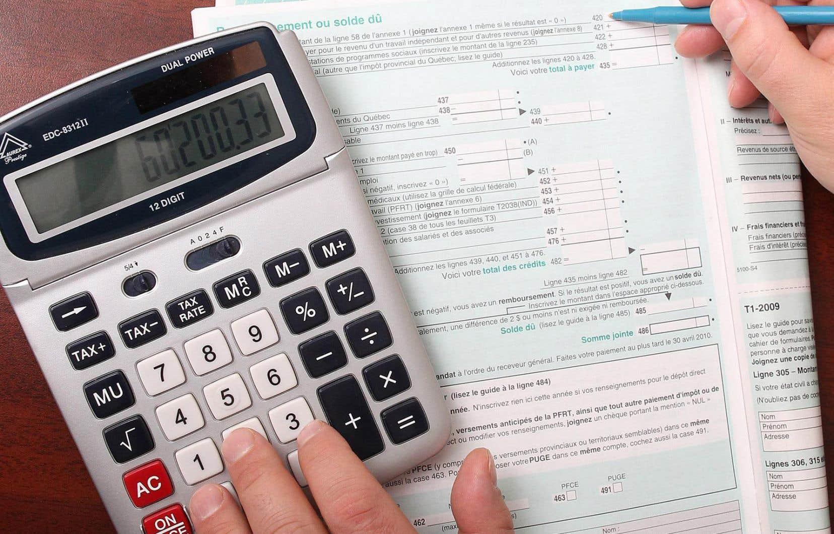 Contrairement aux retraits dans un CELI, les retraits d'un REER sont imposables.