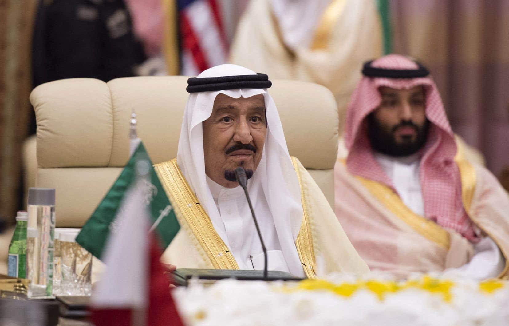Le gouvernement américain a d'ores et déjà prévenu que Joe Biden entendait «recalibrer» sa relation avec Riyad, en ne parlant qu'au roi.