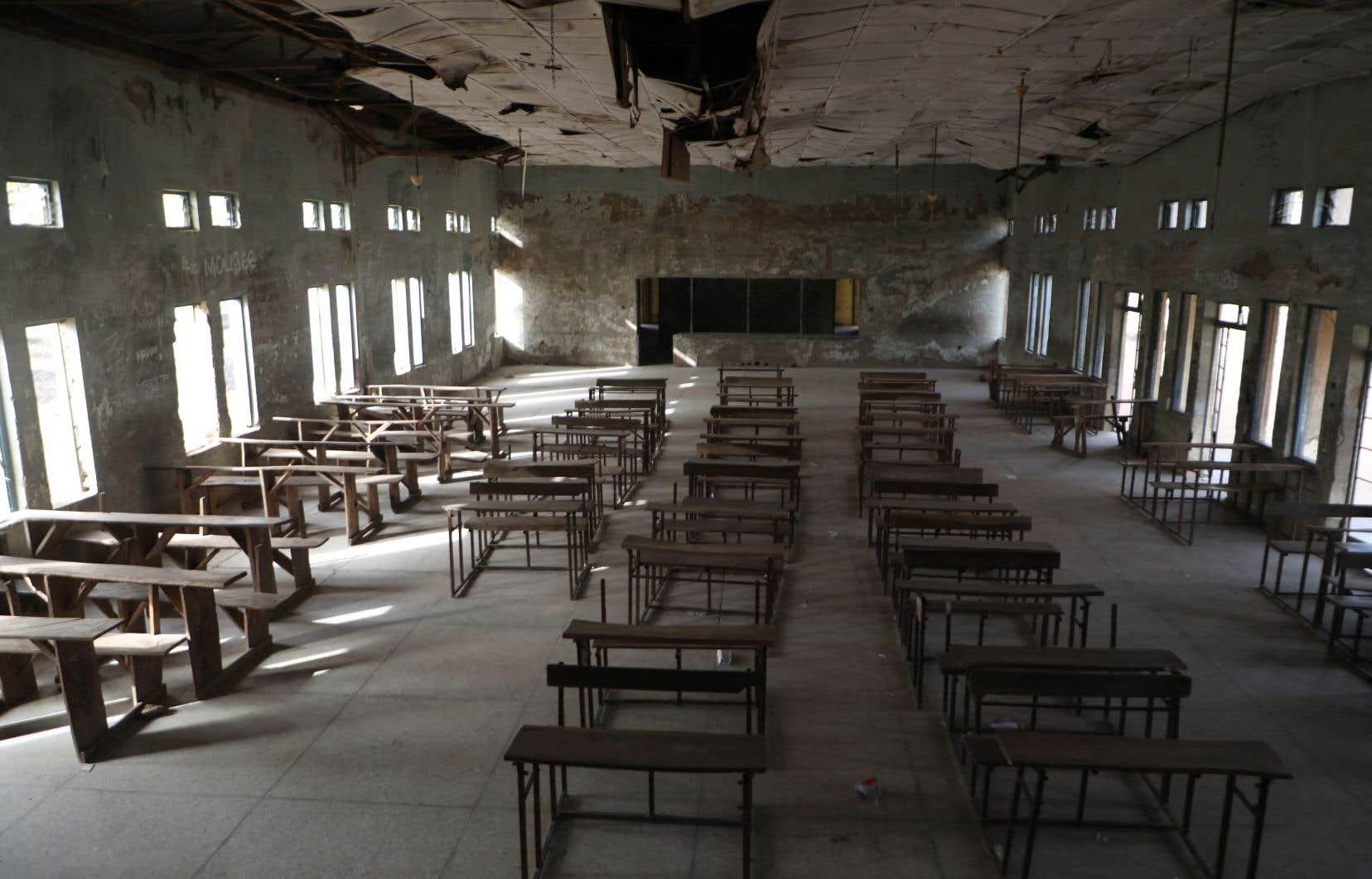 <p>Il y a neuf jours, des hommes armés ont envahi un pensionnat à Kagara situé dans l'État voisin du Niger, où 42 personnes, dont 27 élèves, ont été kidnappées.</p>