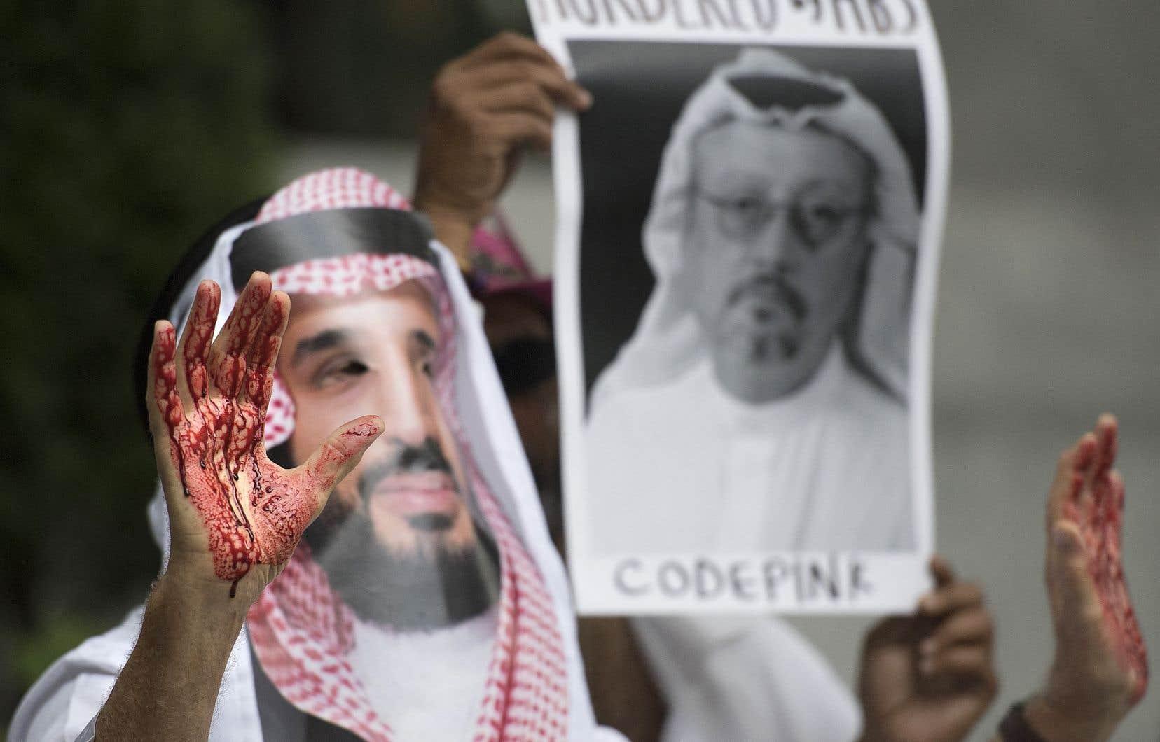 L'assassinat du journaliste Jamal Khashoggi a tant marqué qu'il est à l'origine d'une nouvelle règle aux États-Unis, baptisée «Khashoggi ban», ou «interdiction Khashoggi», visant toute personne accusée de s'attaquer, au nom des autorités de son pays, à des dissidents ou à des journalistes à l'étranger.