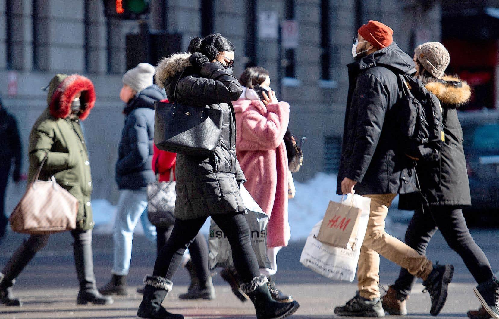 Selon un sondage réalisé en 2017, 65% des Québécois «se sentent très différents ou assez différents des Américains».