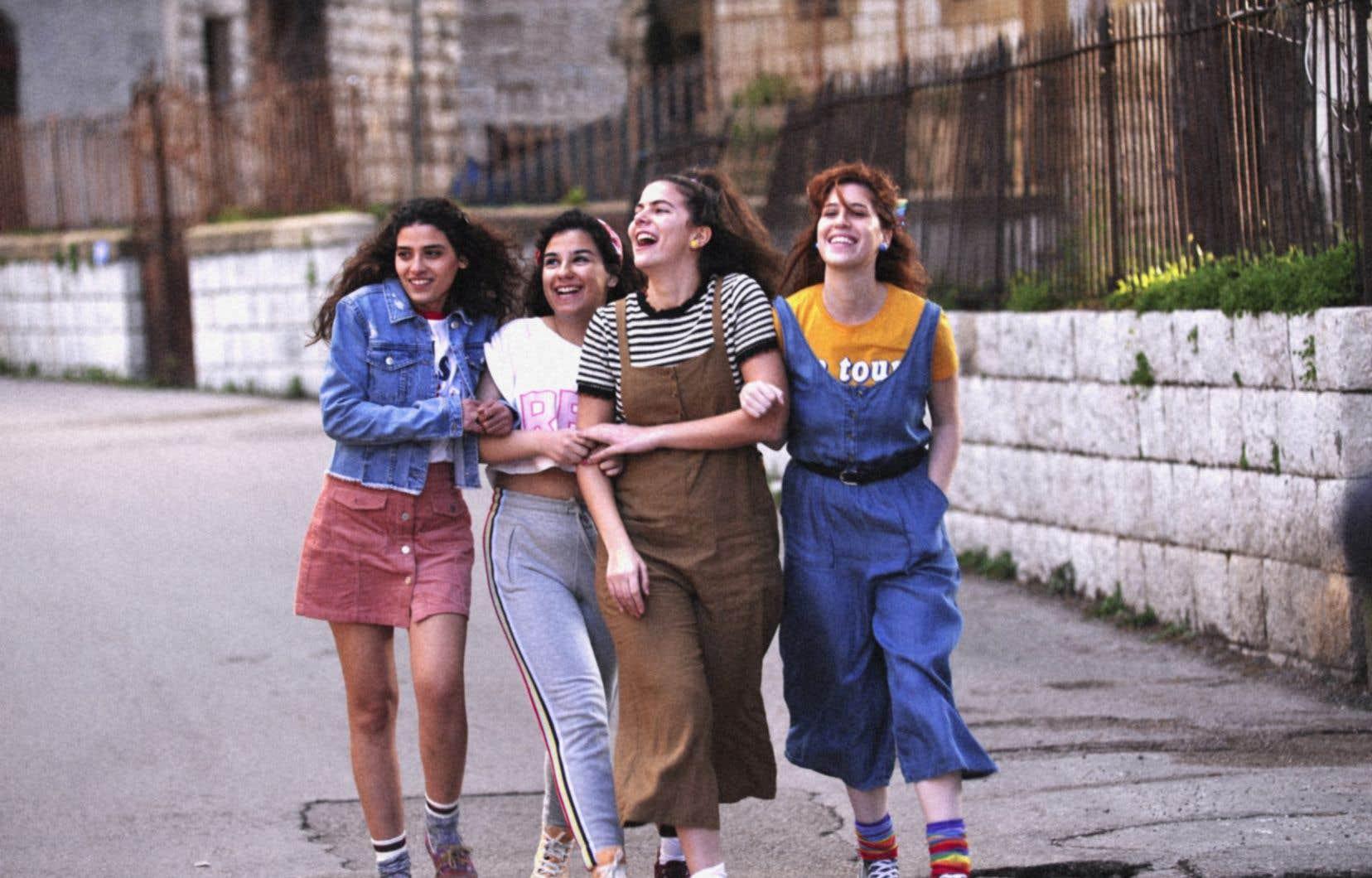 «Memory Box» est un récit vivifiant d'une adolescence sous les bombes de la guerre civile libanaise qui offre de surcroît une belle leçon de résilience alors que cette Berlinale est entièrement virtuelle pour cause de pandémie.
