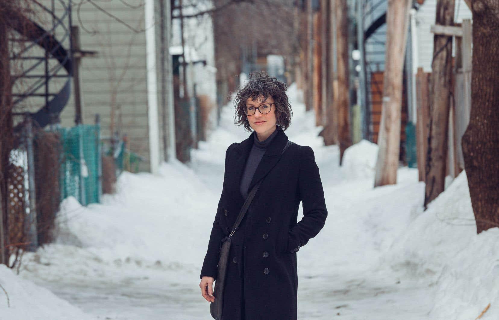 Meghan Joy croit que les villes ayant des aspirations progressistes devraient davantage partager leurs expériences, leurs succès et les résistances auxquelles elles ont fait face.