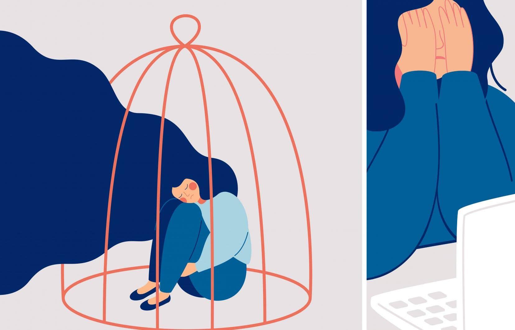 Pour lutter contre la violence faite aux femmes, un changement de mentalité doit s'opérer dans la société, à commencer par cesser de banaliser la misogynie sur les réseaux sociaux.