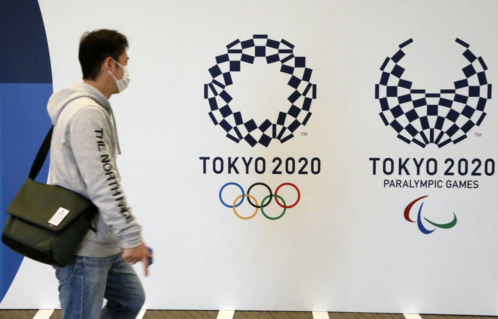 Les Jeux olympiques doivent commencer le 23juillet.