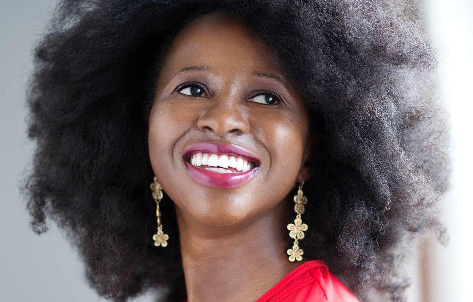 L'écrivaine Imbolo Mbue
