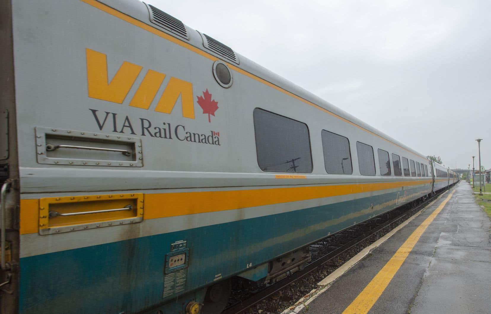 <p>Les deux hommes ont été reconnus coupables en 2015 d'avoir tenté de faire dérailler un train de passagers entre les États-Unis et le Canada.</p>