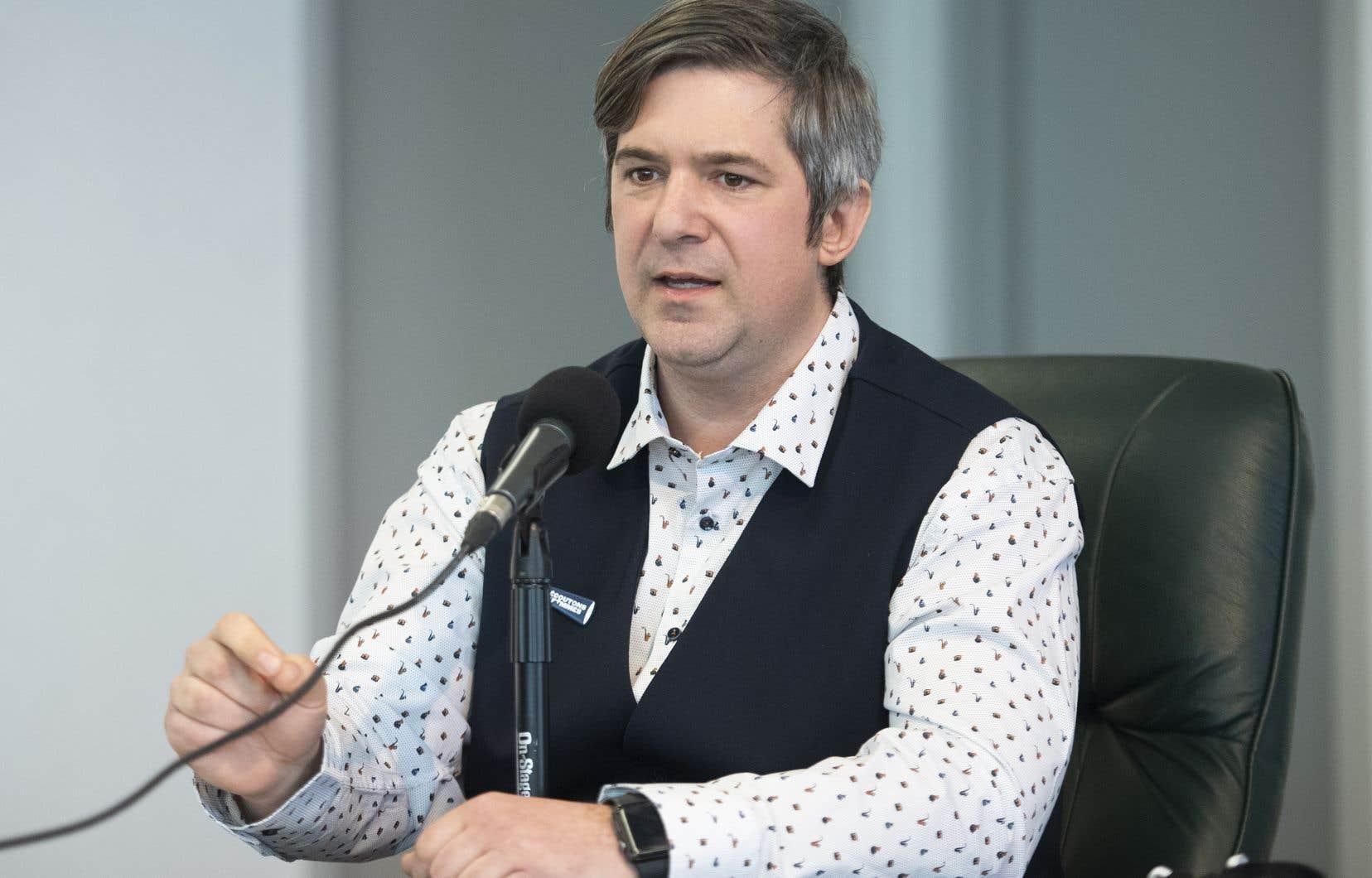 Même si le scrutin est maintenu, son issue ne marquera pas la fin de cette saga, a souligné Pierrick Choinière-Lapointe, du SEPB-Québec.