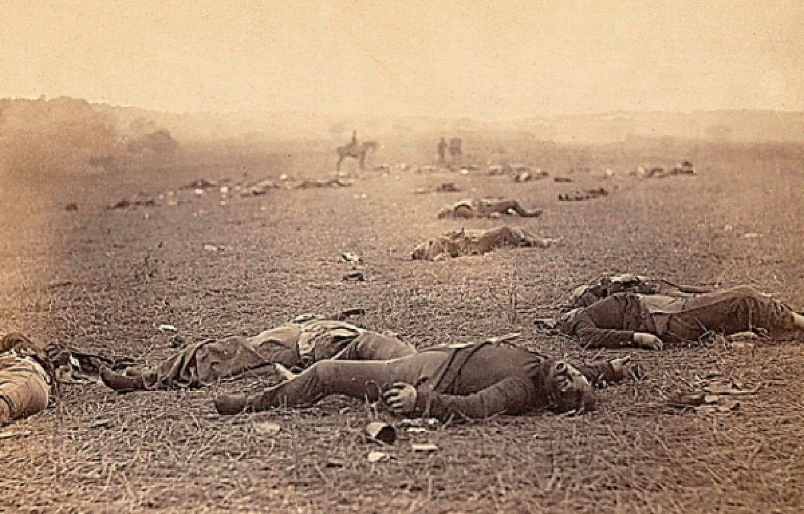 Guerre De Sécession Photos les 150 ans de la guerre de sécession - «l'esclavage a pris fin, pas