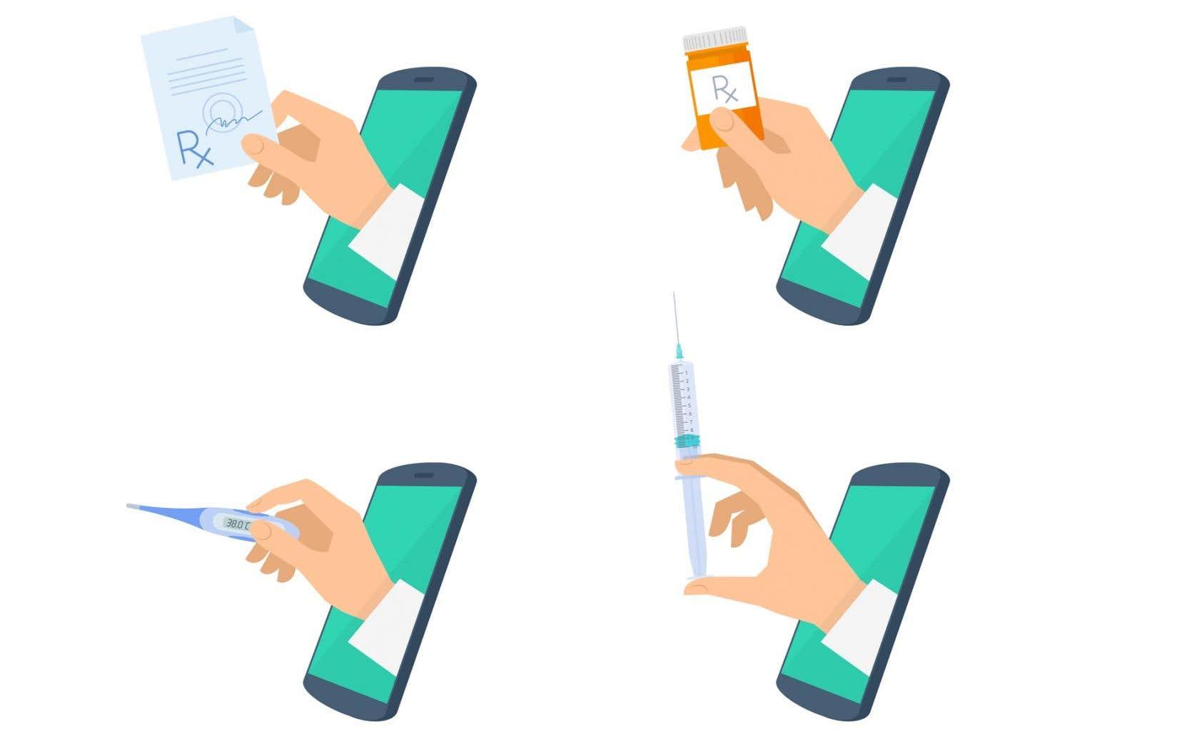 Plusieurs changements récents montrent que la pratique de la médecine devient de plus en plus interdisciplinaire. La pandémie a aussi intensifié une pratique en émergence: la télémédecine.