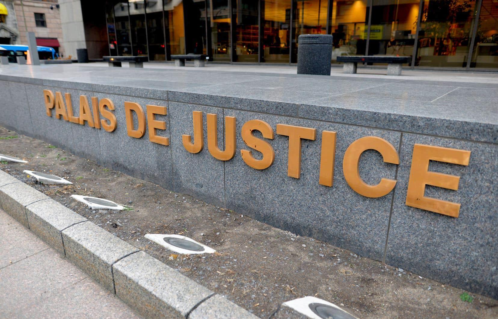 «La Constitution canadienne permet à toute personne d'utiliser à son choix le français ou l'anglais devant un tribunal établi par la législature du Québec, dont la Cour du Québec», mentionne l'auteur.