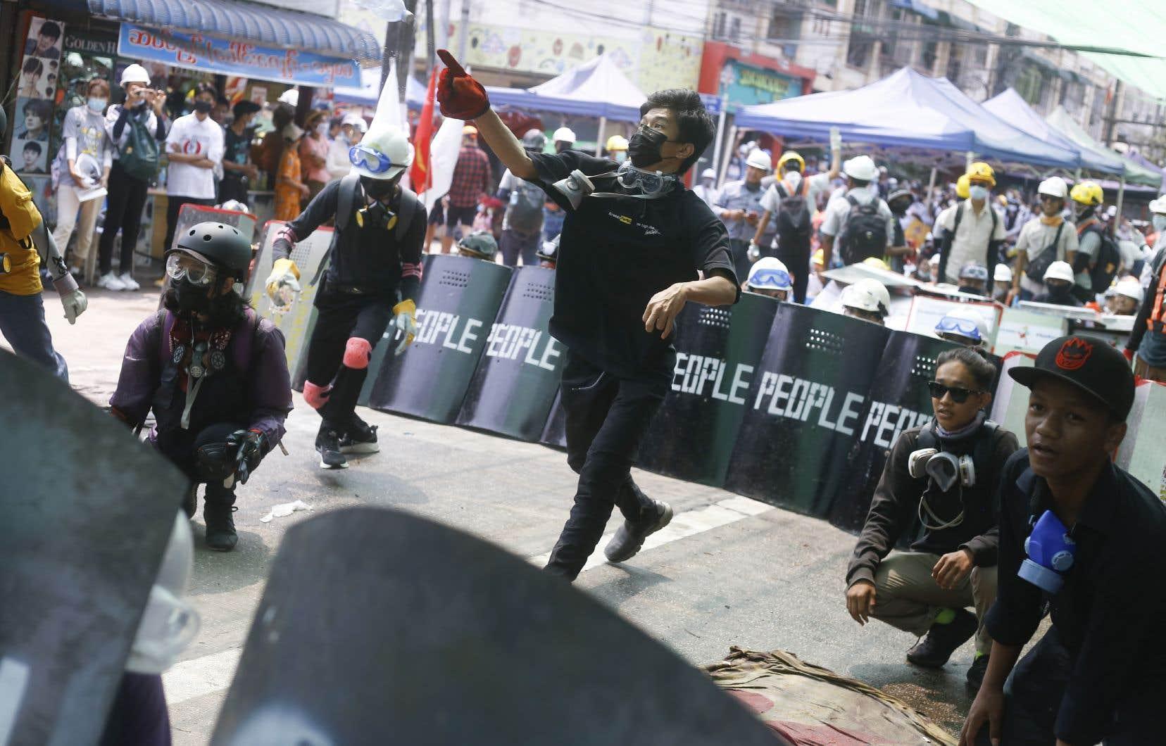 La répression a fait plus de 70 morts, selon des experts de l'ONU.