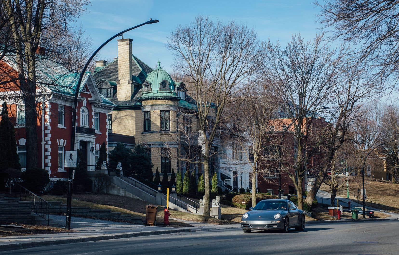 Selon les premières informations, le rassemblement s'est déroulé près d'un lieu de culte à Montréal, dans l'arrondissement Outremont.
