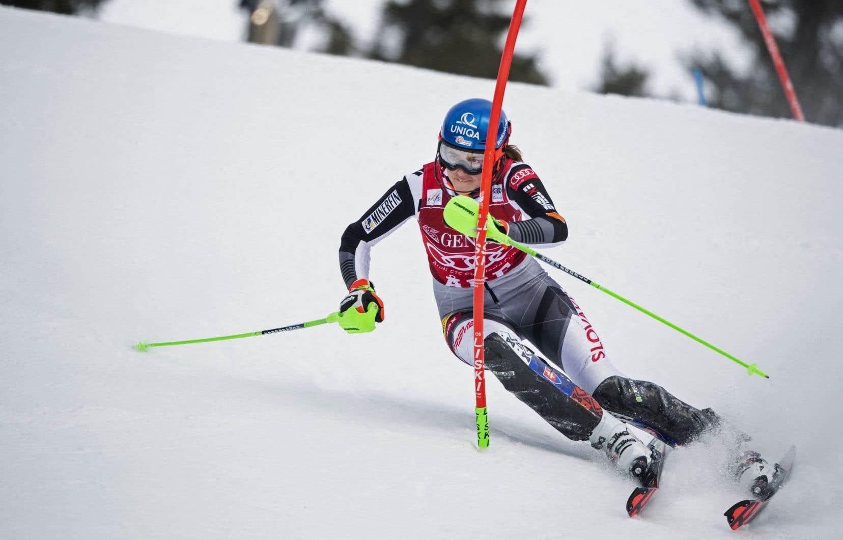 Chez les femmes, la Slovaque Petra Vlhova mène de 96 points devant la Suissesse Lara Gut-Behrami.