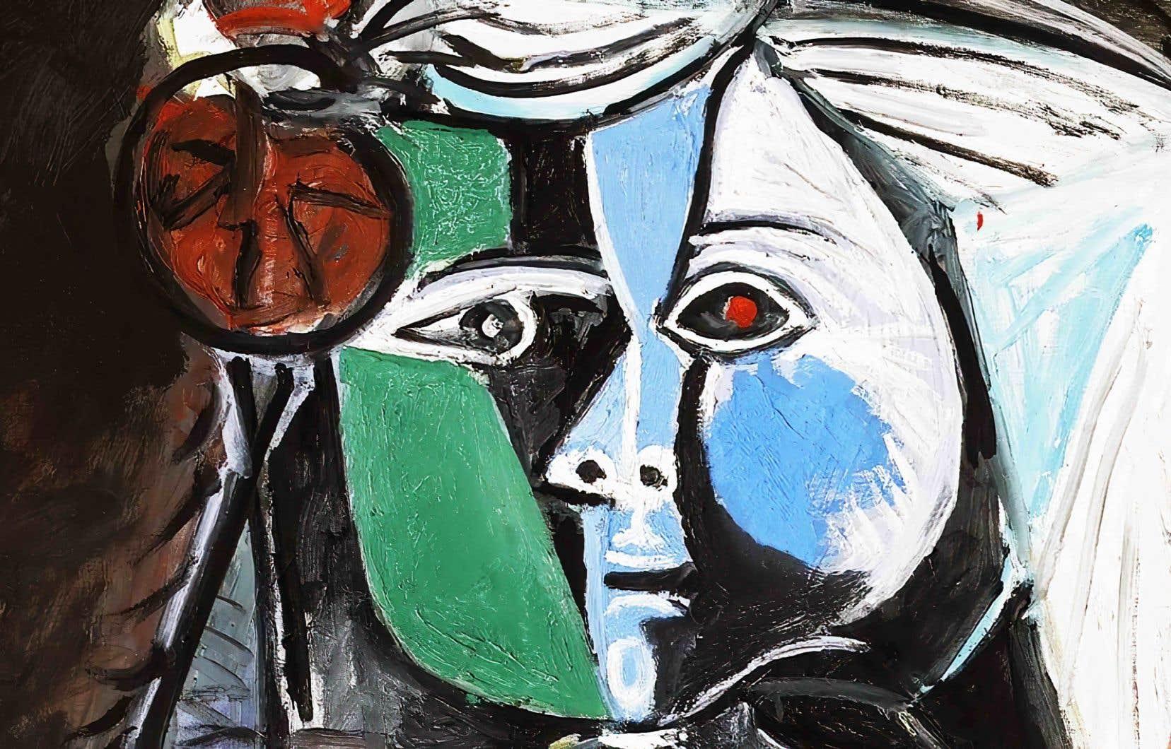 Image tirée du film «Le subtil oiseleur, Michel Foucault de Vélasquez à Picasso»