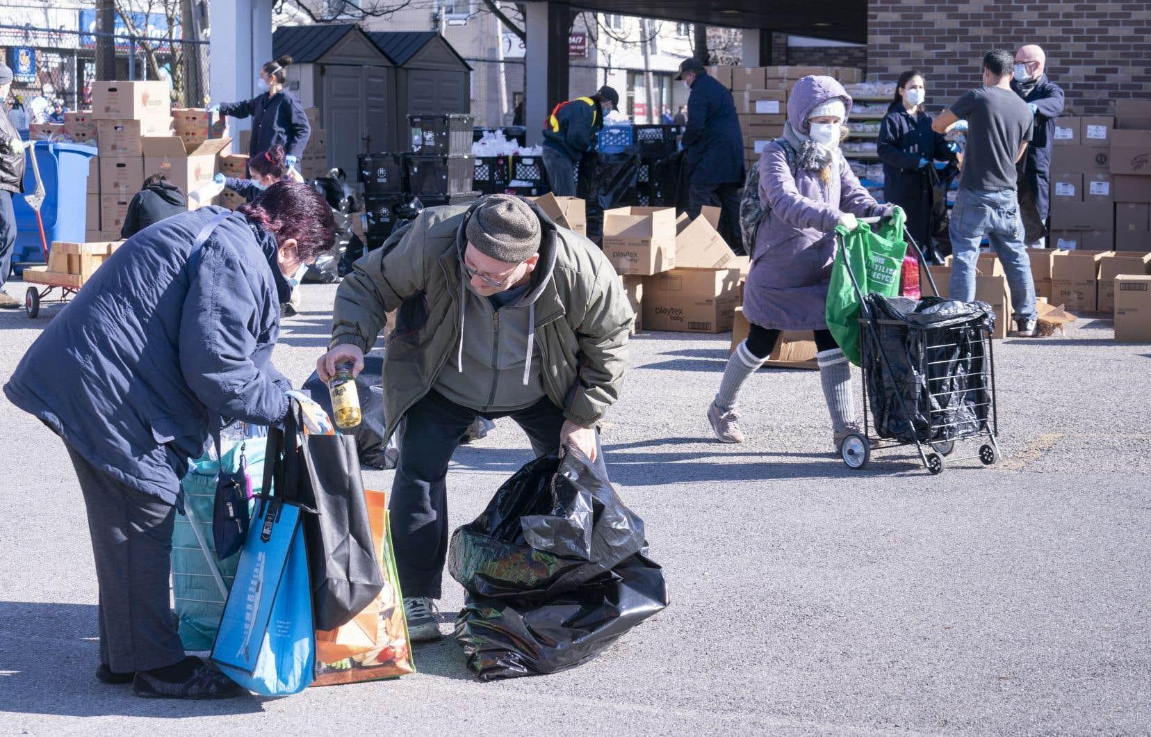 «Il est difficile d'imaginer comment le gouvernement aurait pu en faire moins pour aider les personnes en situation de pauvreté à traverser la crise», écrit l'auteur.