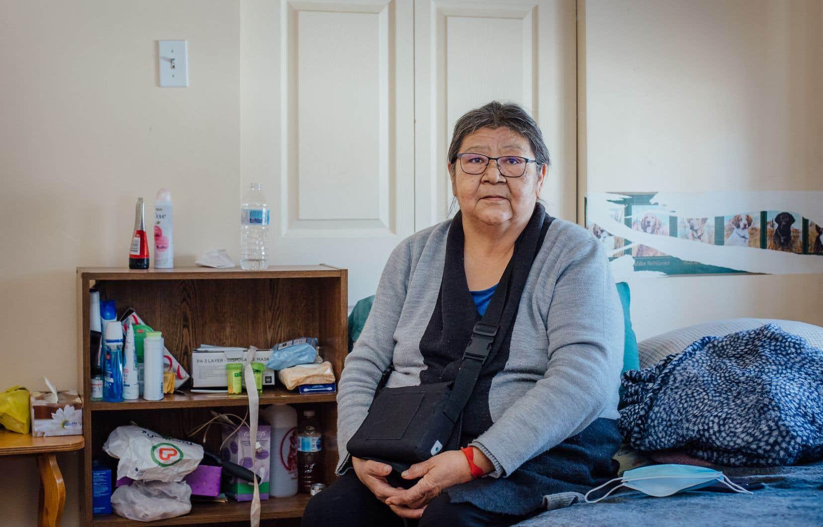 Les infirmières n'ont pas voulu se moquer de Jocelyne Ottawa (photo), selon le président du Syndicatinterprofessionnel de Lanaudière. Elles ont plutôt tenté d'appliquer ce qu'elles avaient appris lors de la formation en sécurisation culturelle.
