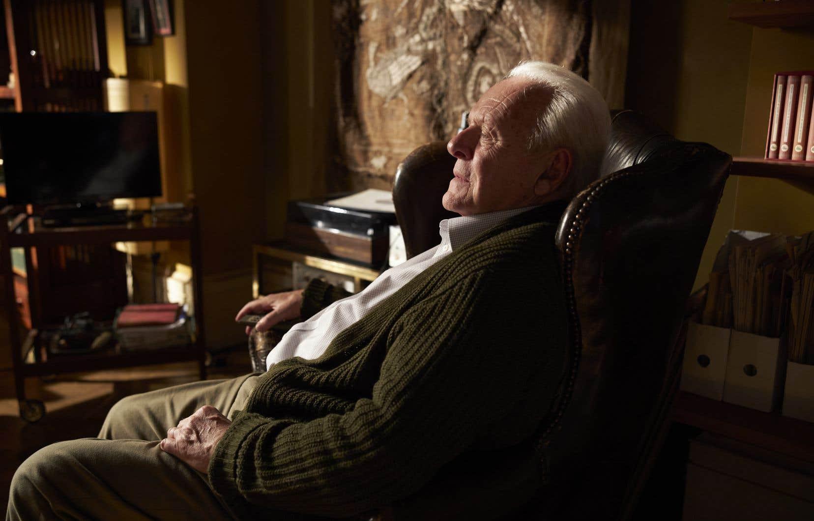 «The Father» vient de décrocher six nominations aux Oscar, dont celle du meilleur acteur pour Anthony Hopkins.