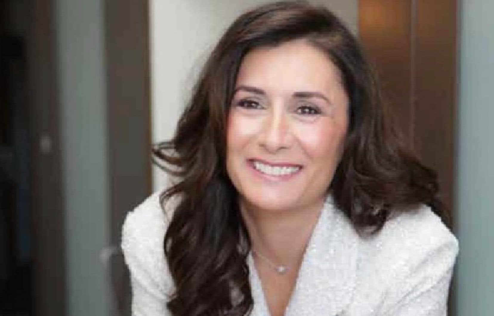 Danielle Beaulieu est propriétaire de l'hôtel Mortagne, qui compte 190 chambres, un restaurant, un centre des congrès et 20 salles de réunion.