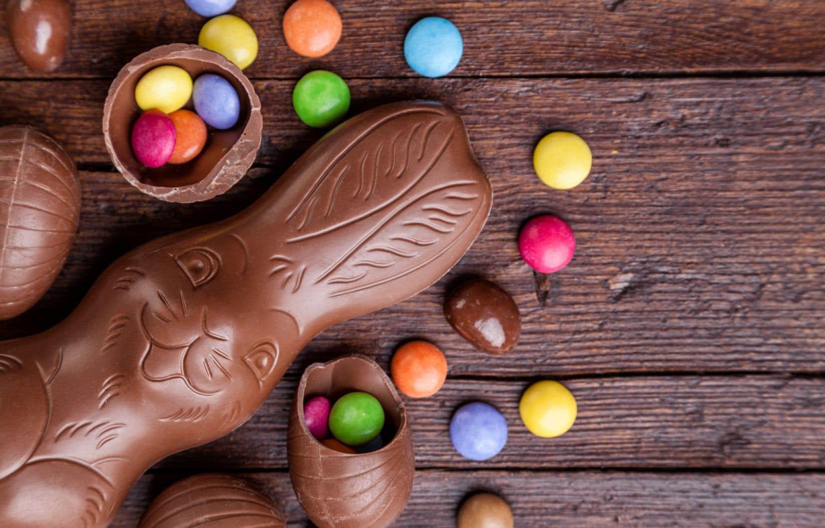 Pâques se fêtera encore en confinement, mais ce n'est pas une raison pour bouder son plaisir!