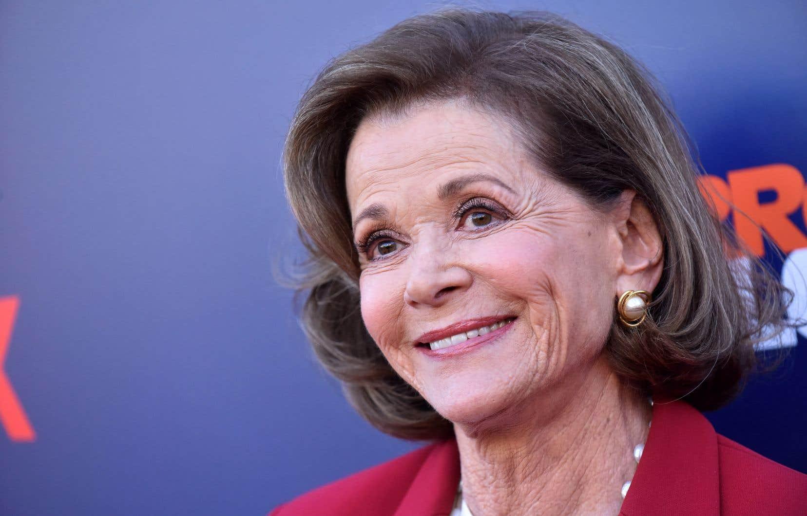 La comédienne a figuré dans des dizaines de séries et de films, comme «Grand Prix» en 1966.