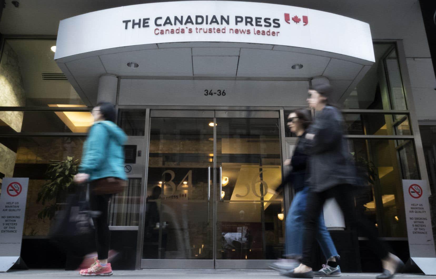 Facebook a promis, vendredi, un investissement de 4 millions de dollars consacré au maintien d'un programme de partenariat avec La Presse canadienne.