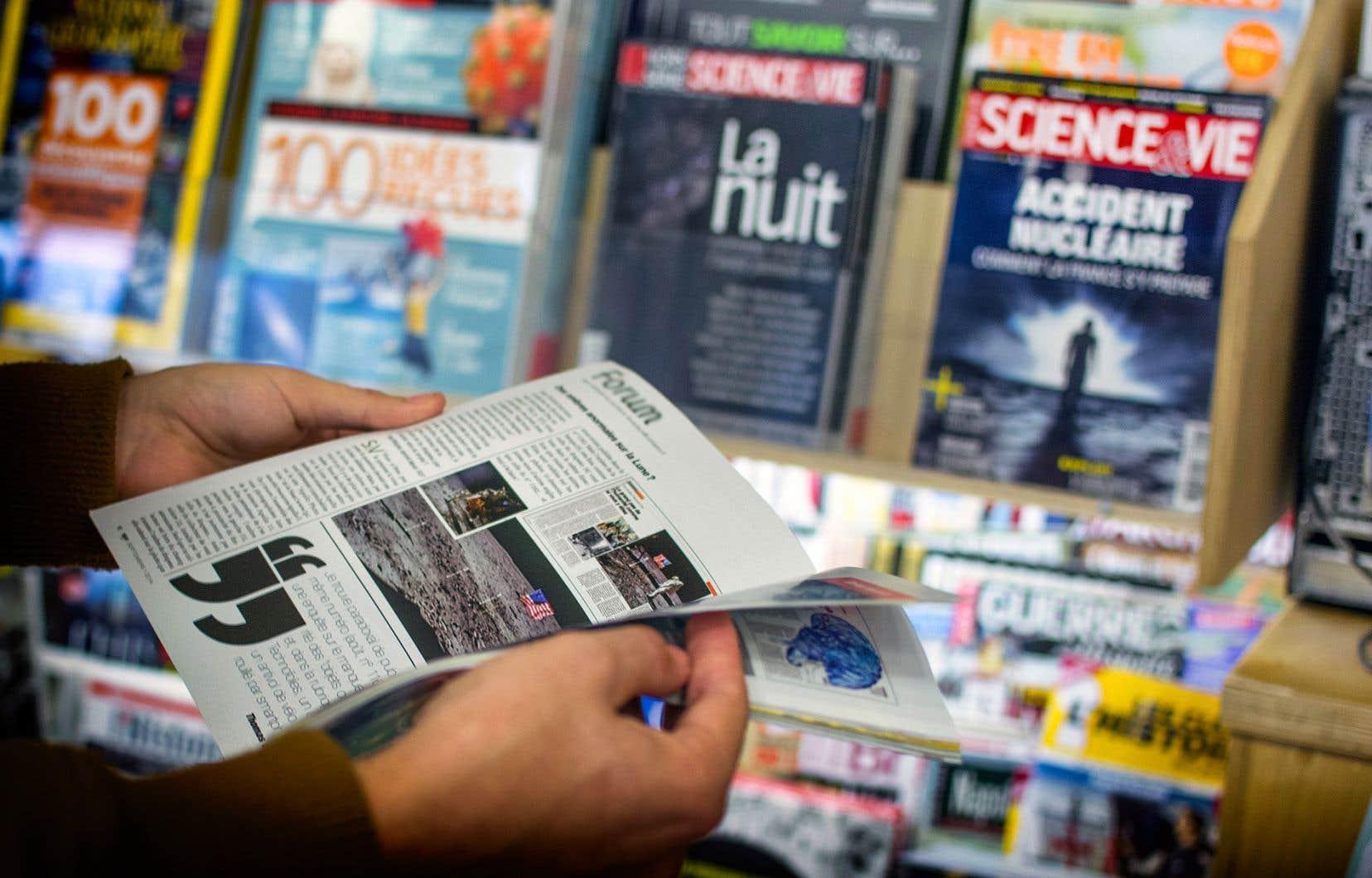 Ce sont en tout neuf journalistes qui ont claqué la porte de «Science & Vie», dont cinq titulaires et quatre pigistes, y compris le rédacteur en chef des hors-séries.