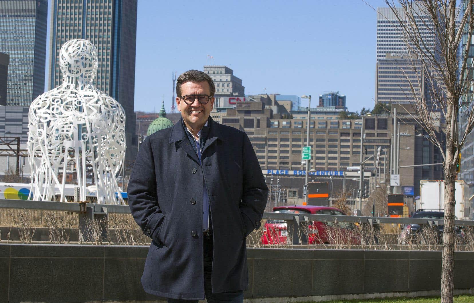 Le retour de Denis Coderre à la tête d'Ensemble Montréal devrait toutefois donner un nouvel élan à ses activités de financement