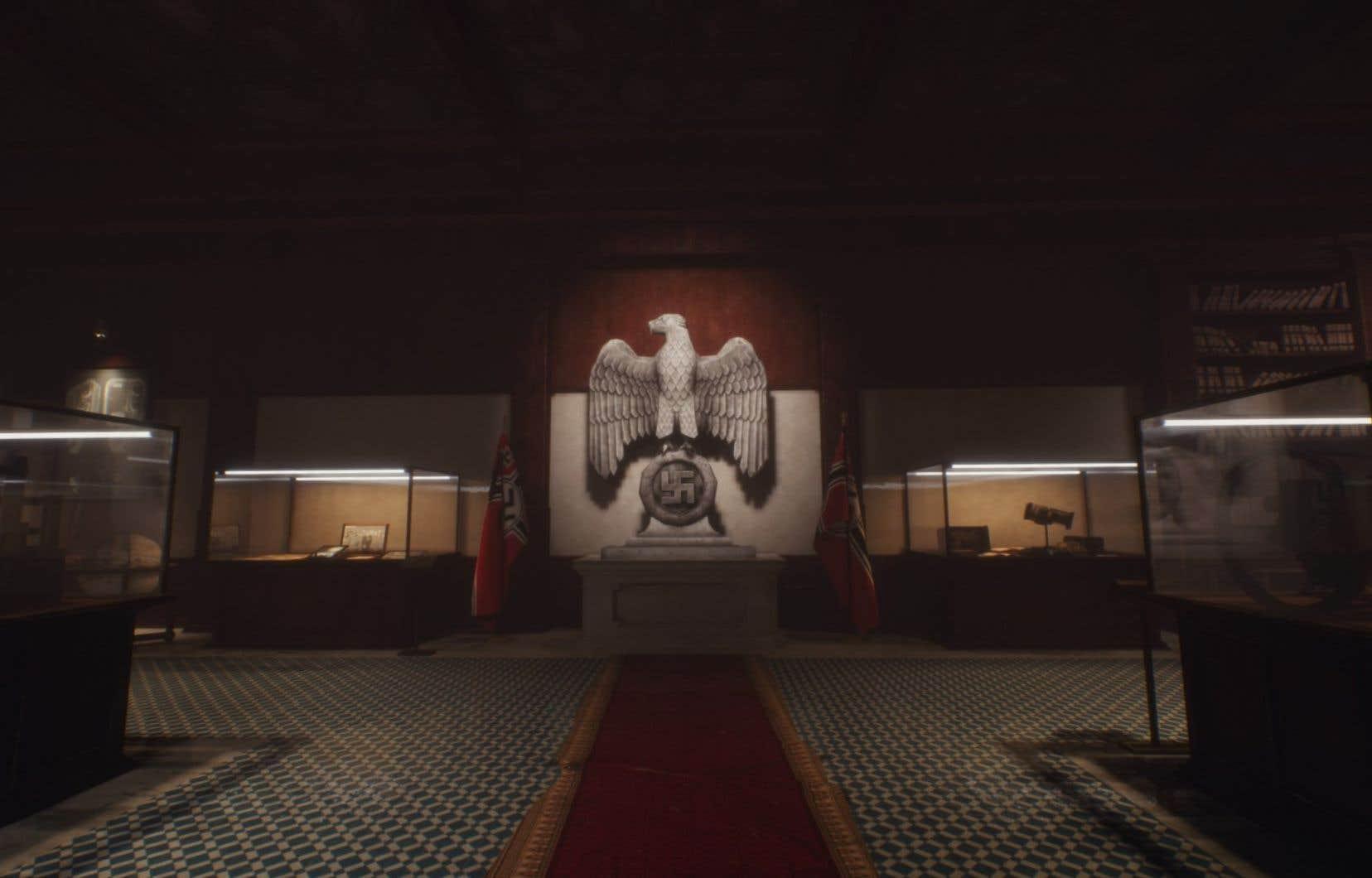 Ce qui fait la force de «Paradise Lost»est son atmosphère lourde, appuyée par une excellente conception sonore immersive, ainsi que ses environnements riches conçus avec minutie.