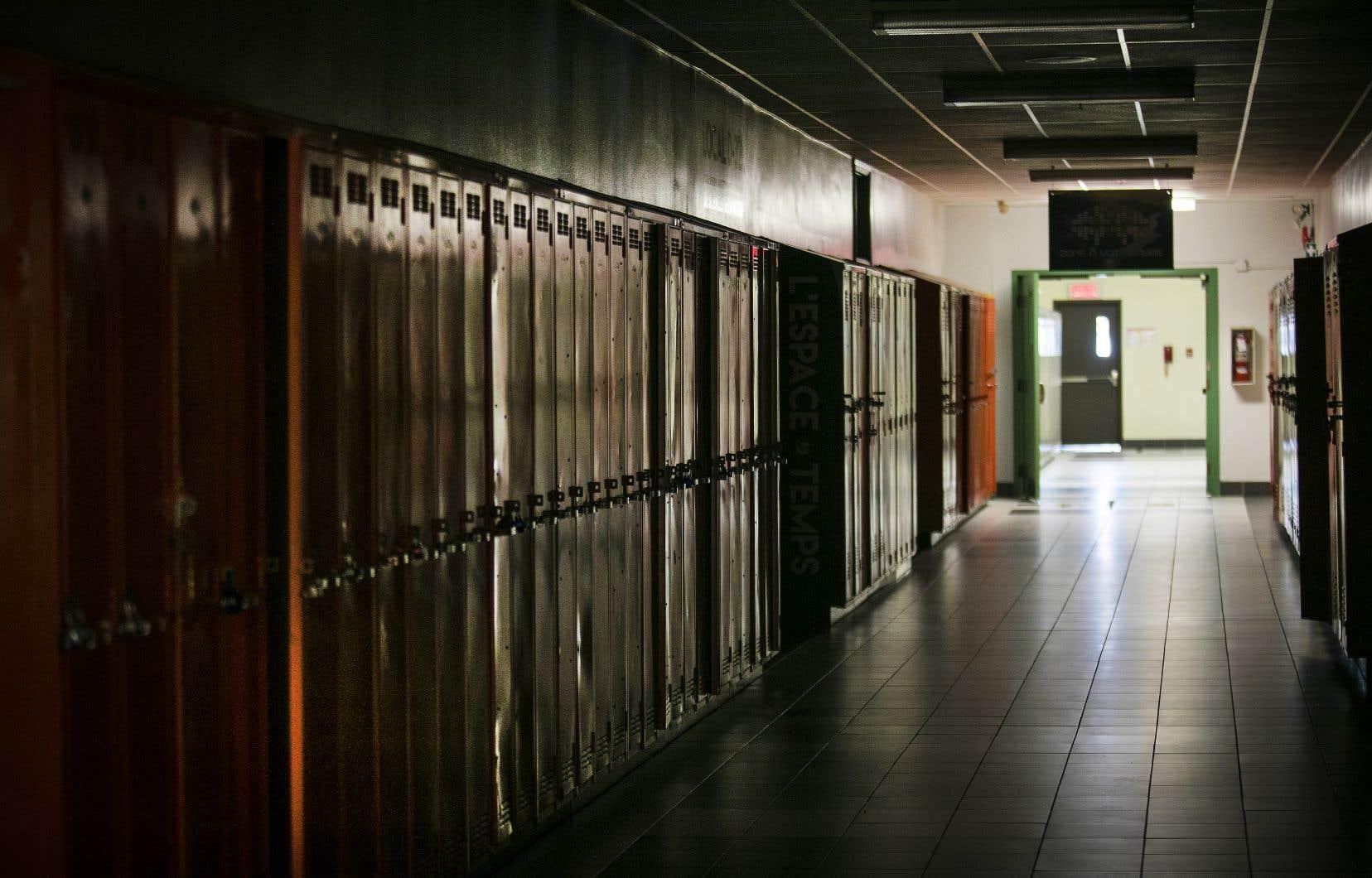 La présence de ces médicaments contrefaits a pris de l'ampleur dans les dernières années dans la rue et dans les écoles du Québec.
