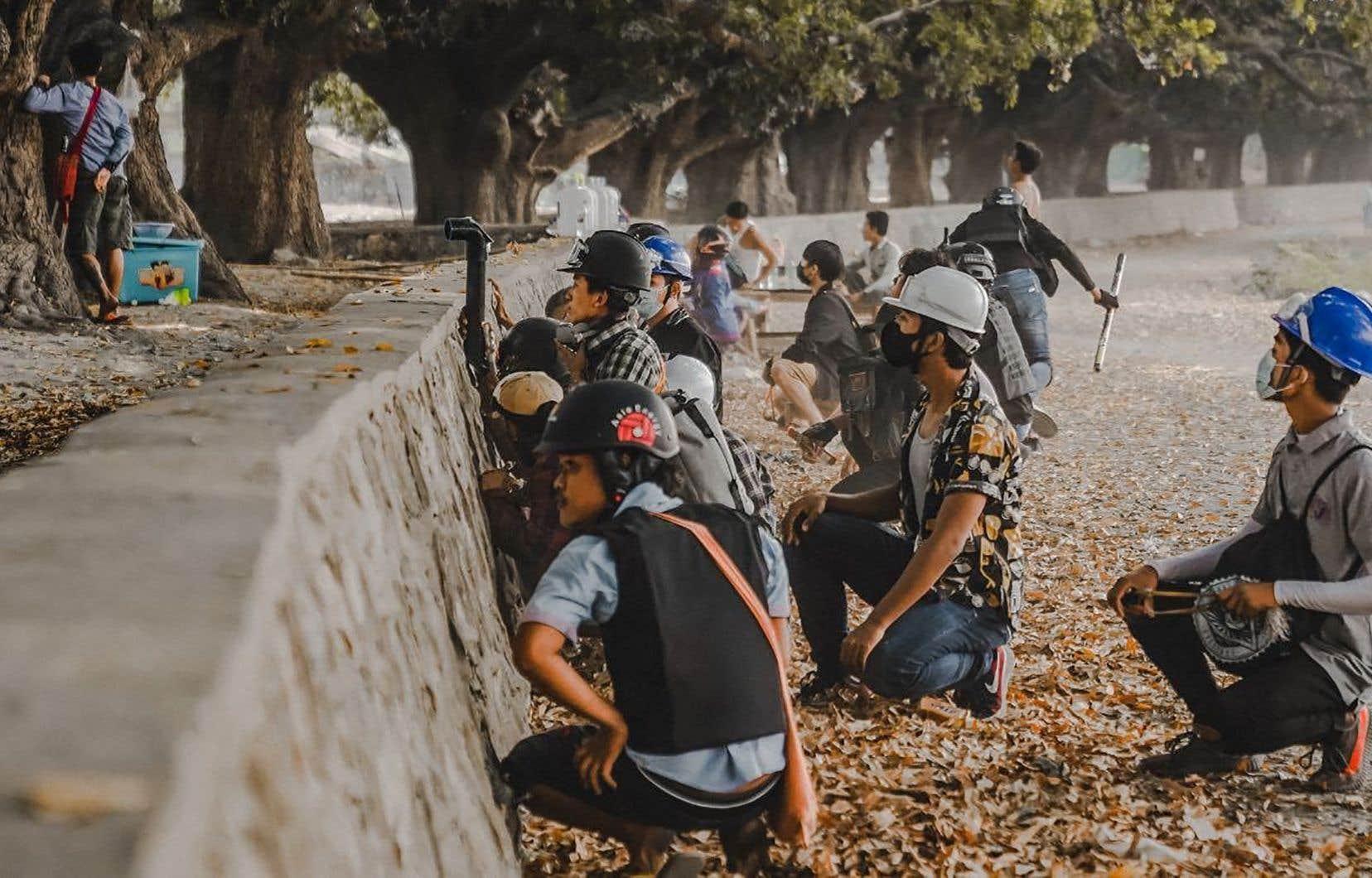Plus de 550 civils sont tombés sous les balles des forces de sécurité ces deux derniers mois, d'après l'Association d'assistance aux prisonniers politiques (AAPP).