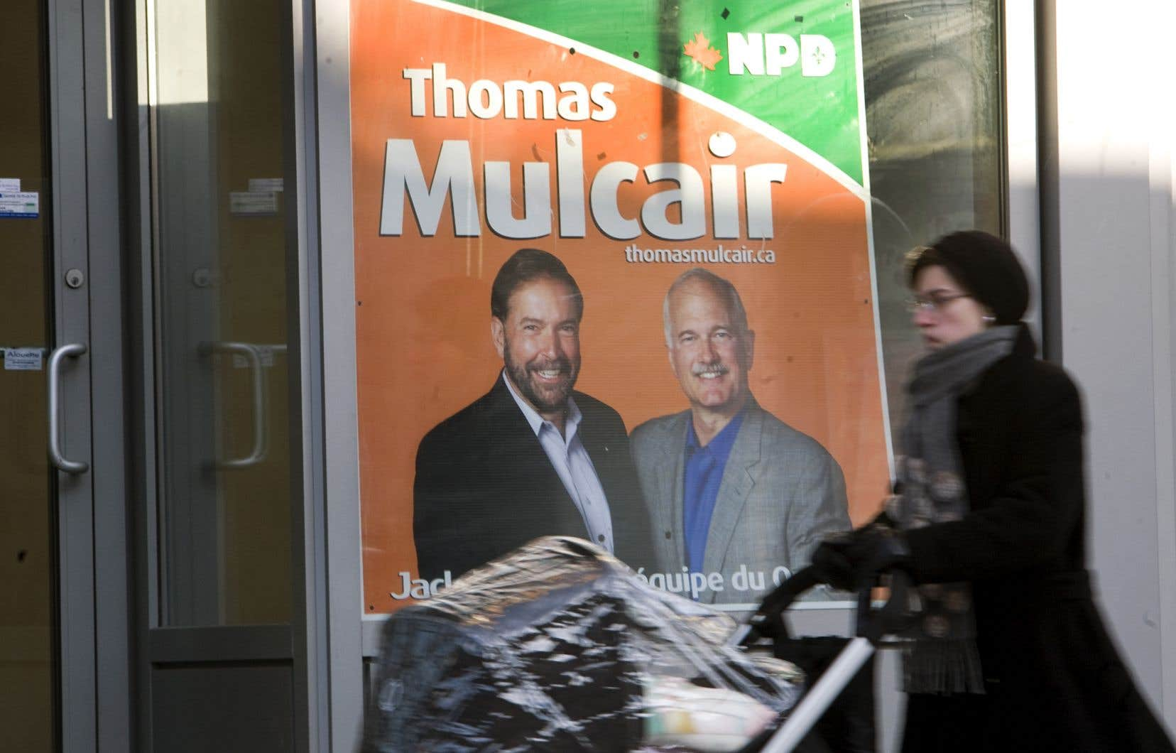 Plusieurs militants québécois du NPD y voient un recul du bilinguisme au sein du parti autrefois dirigé par Jack Layton et Thomas Mulcair.