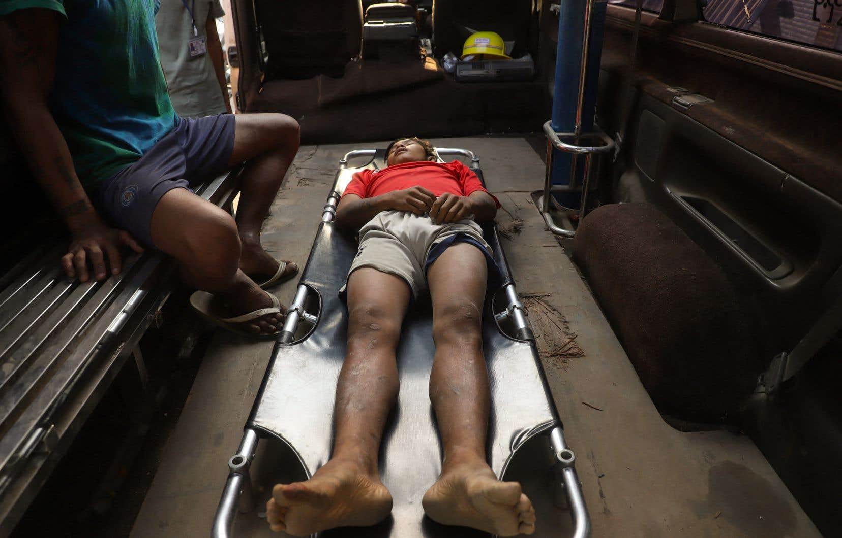 <p>Au moins 614 civils ont été tués par les forces de sécurité lors des manifestations, selon l'Association d'assistance aux prisonniers politiques (AAPP).Mais le bilan pourrait être plus lourd.</p>