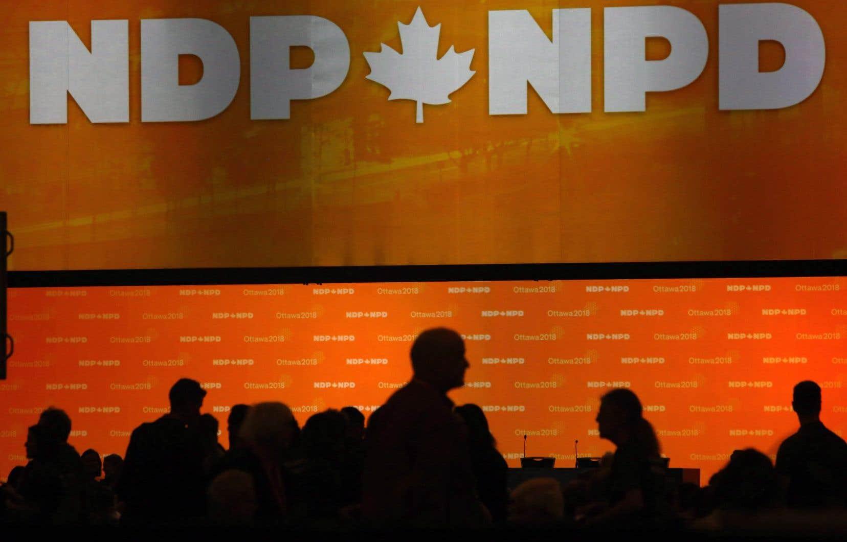 Le congrès du NPD se poursuit pour une deuxième journée, samedi.