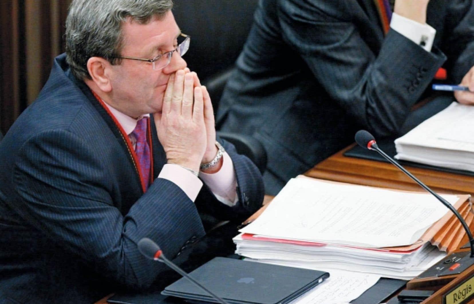 «Le grand perdant de la campagne, c'est le maire de Québec», dit un observateur.