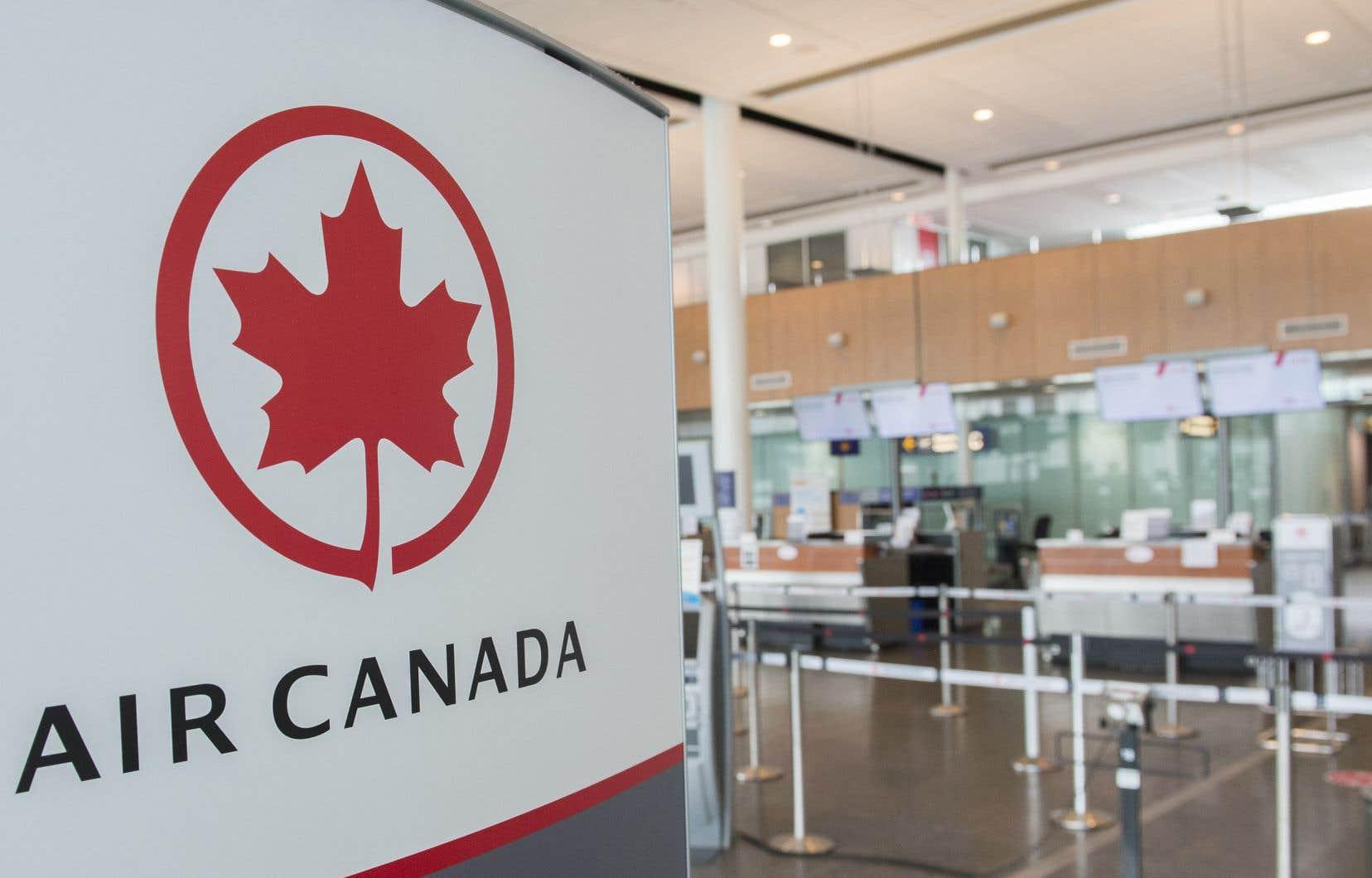 Air Canada a accepté des restrictions en ce qui a trait aux dividendes, aux rachats d'action ainsi qu'à la rémunération de ses hauts dirigeants.