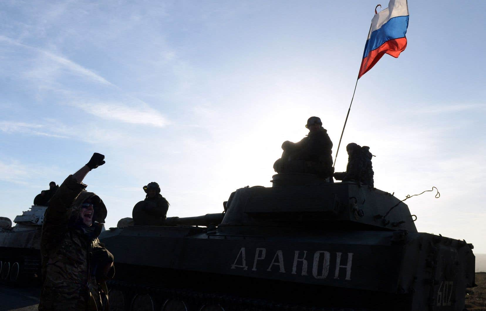 Les relations entre Moscou et Washington sont au plus bas, notamment sur la question de l'Ukraine.