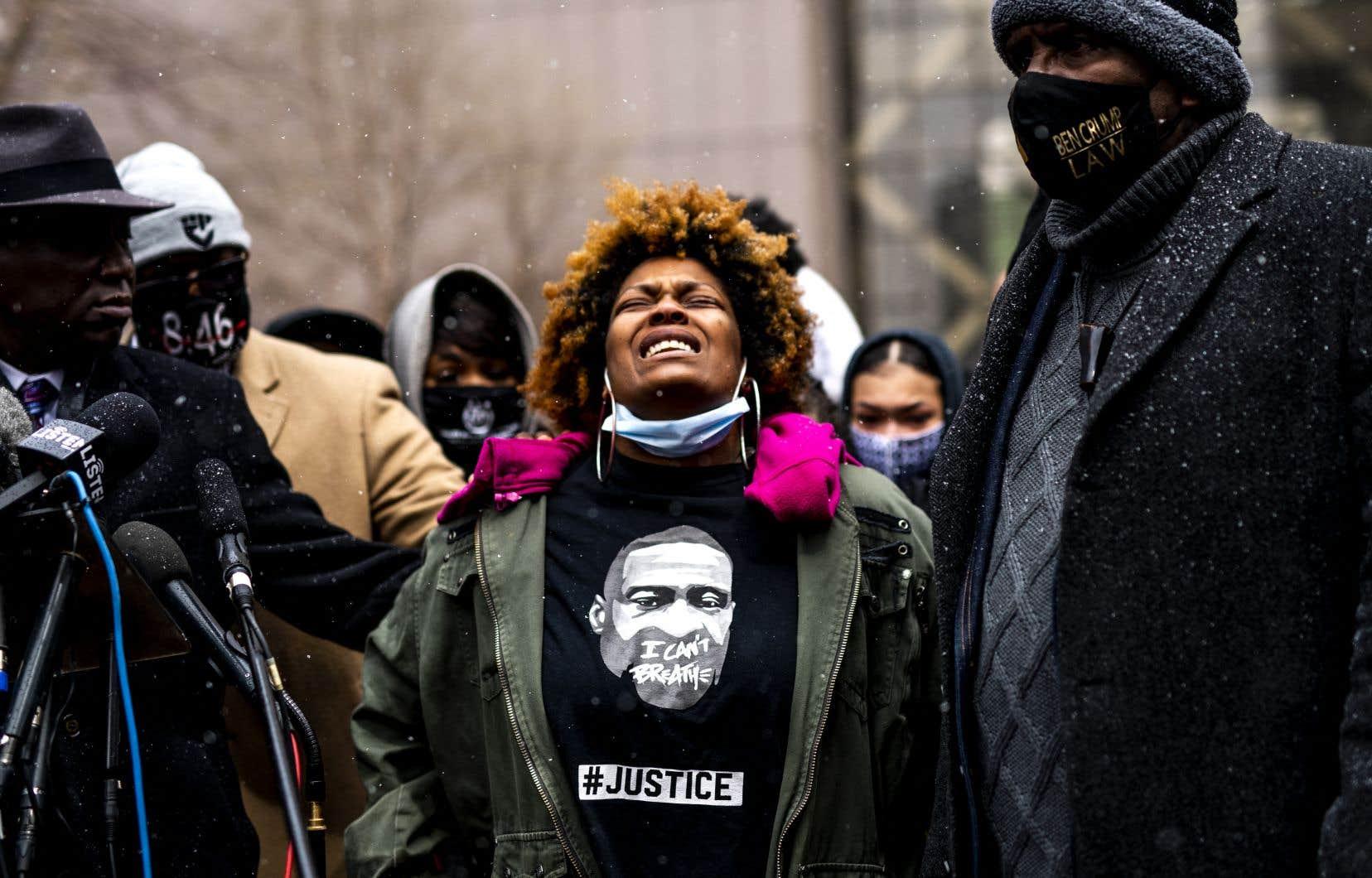 Le procès du meurtre de George Floyd s'est poursuivi mardi dans une ville à nouveau meurtrie par l'assassinat d'un autre Afro-Américain dimanche dernier, lors d'une énième arrestation qui a mal tourné.