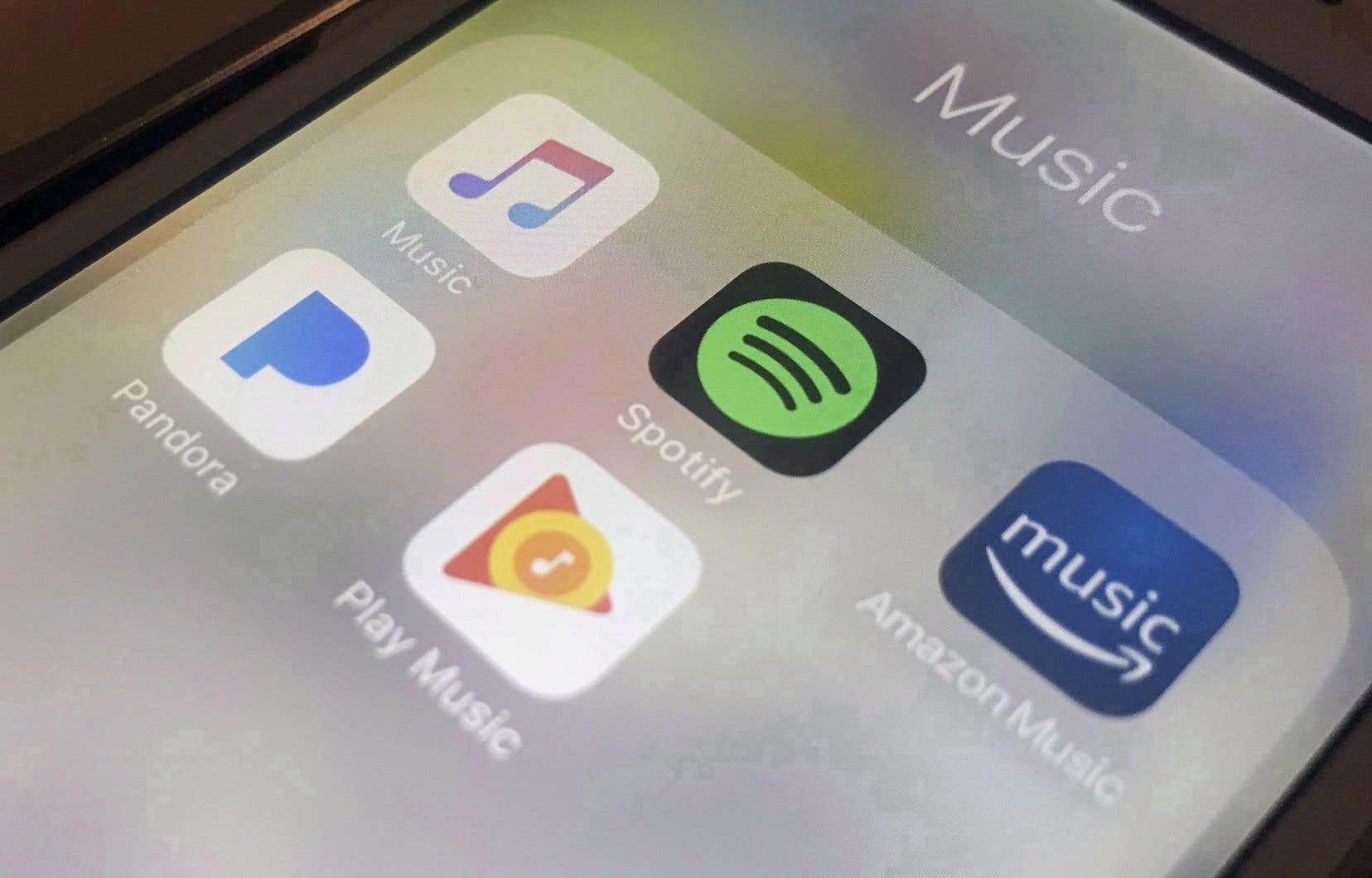 Le milieu musical fait souvent valoir que l'écoute en continu ne rapporte que des miettes aux créateurs.