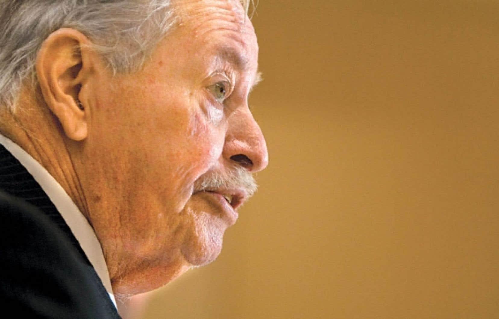 Jacques Parizeau pose un regard critique sur les choix énergétiques du Québec.