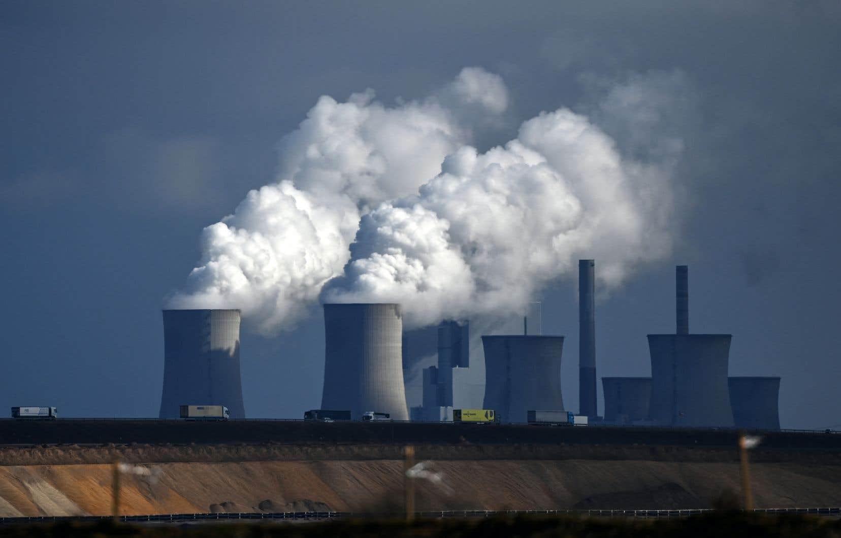 Les émissions de gaz à effet de serre imputables à la combustion du charbon augmenteront cette année, pour atteindre près de 15 milliards de tonnes, selon l'Agence internationale de l'énergie.